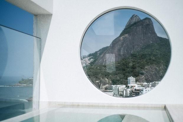 Oskar Metsavaht abre o hotel Janeiro no Leblon (Foto: Divulgação)