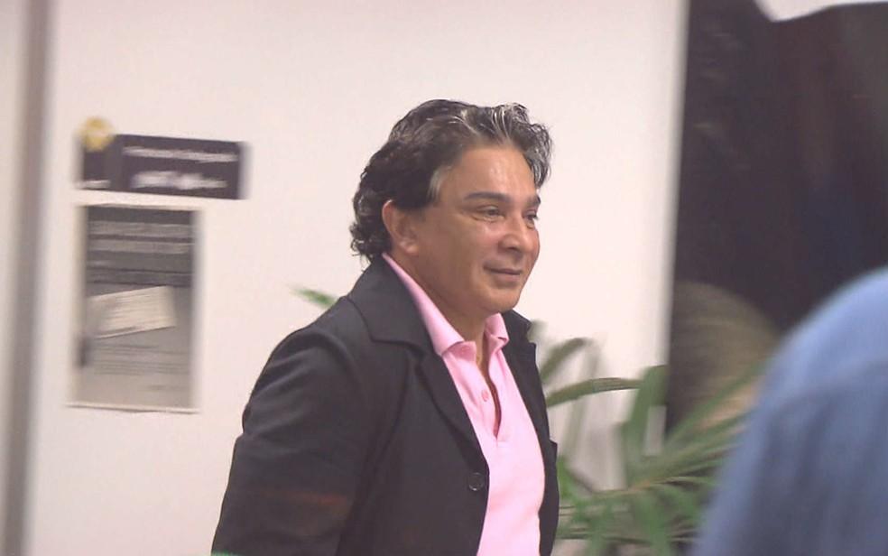 Delator do mensalão do DEM, Durval Barbosa, em imagem de 2016 — Foto: TV Globo/Reprodução