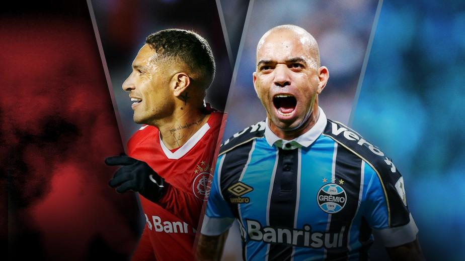 Únicos a vencer, Grêmio e Inter