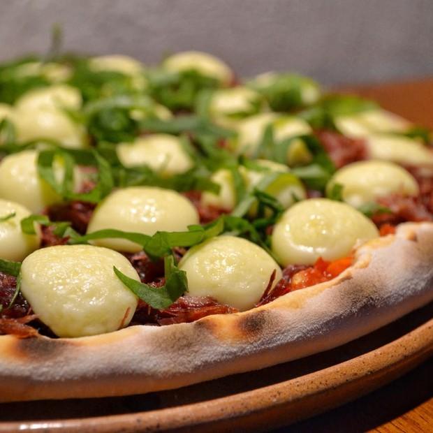 Pizza do Brasil da Soggiorno (Foto: Divulgação)