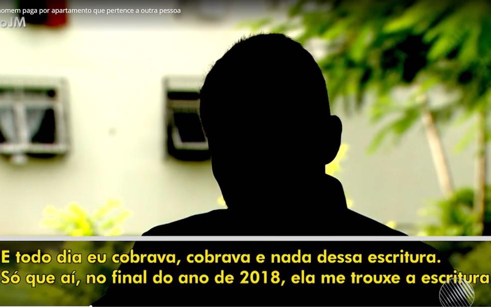 Homem cai em golpe na compra de imóvel e paga R$ 160 para suposta corretora na Bahia — Foto: Reprodução/TV Bahia