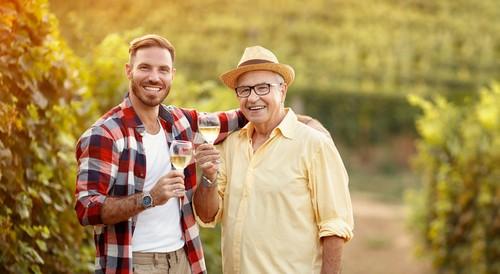 Saiba escolher um bom vinho para o seu pai com preços de R$ 75 a R$ 248 reais (Foto: Divulgação)