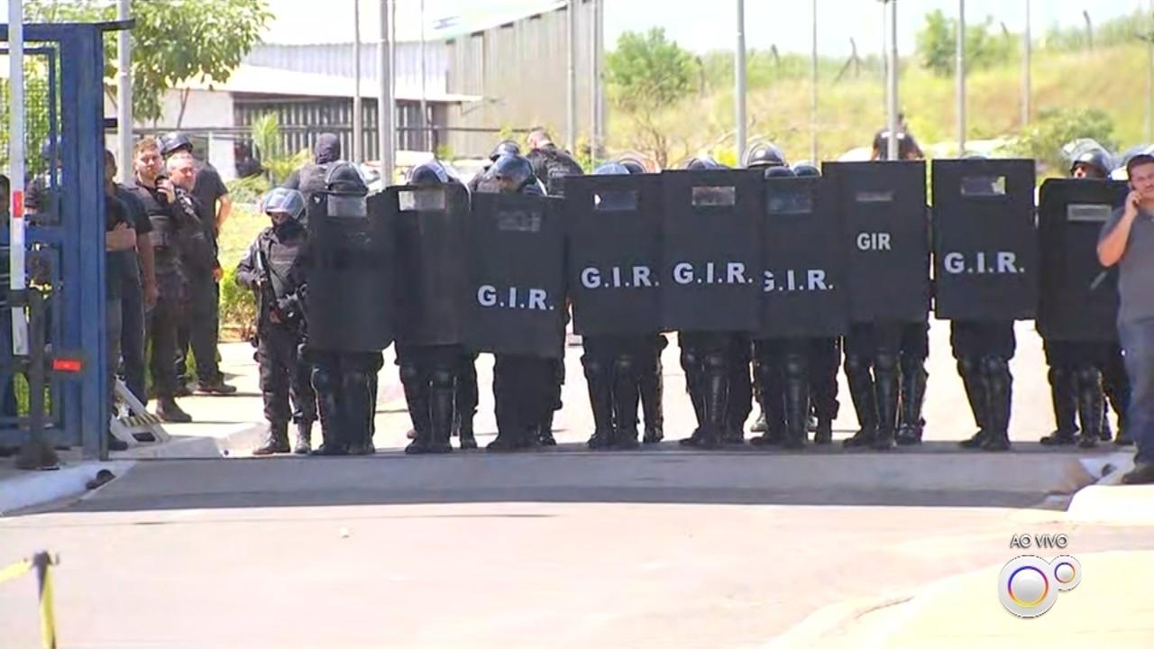 Mais de 200 presos que fugiram do CPP de Porto Feliz já foram recapturados