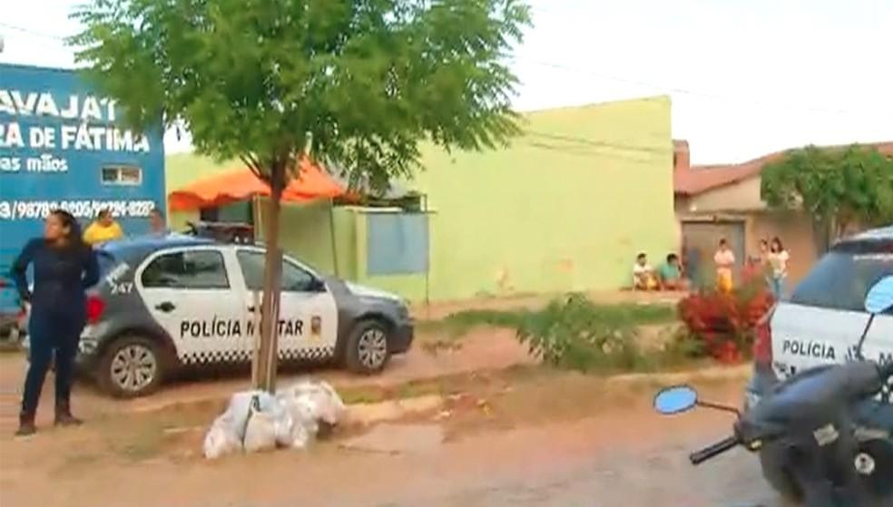 Crime aconteceu no conjunto conjunto Abolição III (Foto: Reprodução/Inter TV Cabugi)