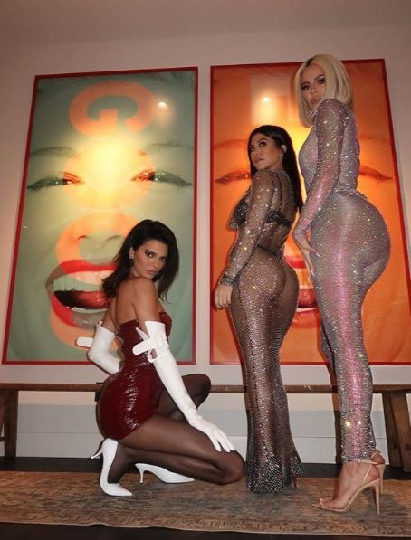 Kourtney Kardashian (Foto: Reprodução / Instagram)