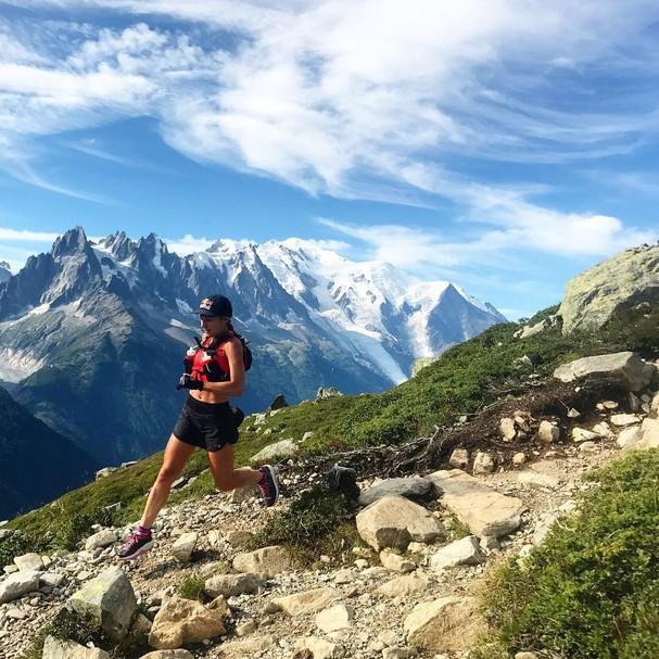 Fernanda Maciel é ultramaratonista (Foto: Reprodução)