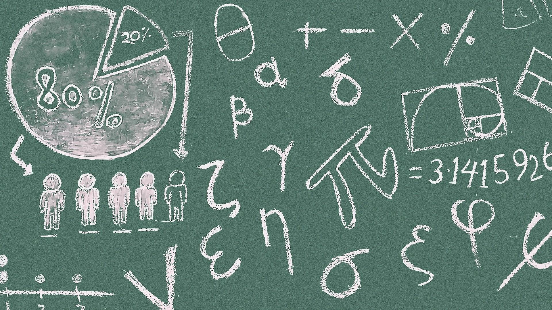 Distúrbio de aprendizagem afeta a habilidade de aprender Matemática (Foto: Pixabay)