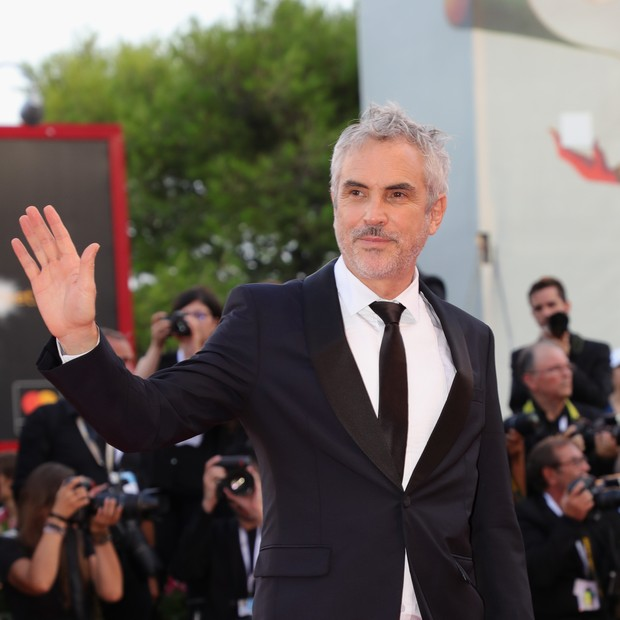 VENICE, ITALY - AUGUST 30:  Alfonso Cuarón walks the red carpet ahead of the 'Roma' screening during the 75th Venice Film Festival at Sala Grande on August 30, 2018 in Venice, Italy.  (Photo by Vittorio Zunino Celotto/Getty Images for Netflix) (Foto: Getty Images for Netflix)