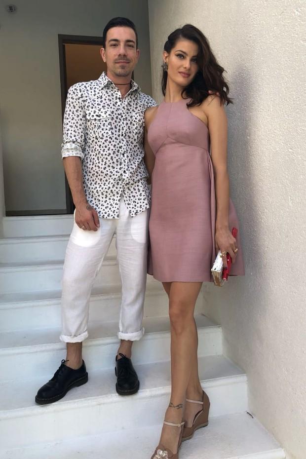 Di Ferrero e Isabeli Fontana (Foto: Reprodução/ Instagram)