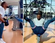 Will Smith faz vídeo hilário de tentativa de voltar à academia após dizer que estava na pior forma de sua vida