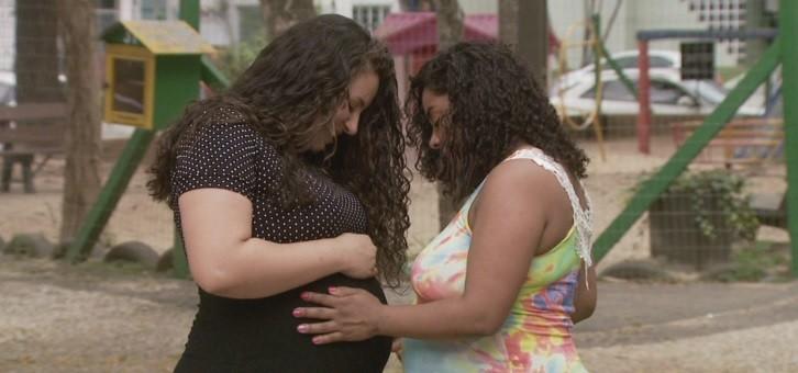 Mãe e filha ficam grávidas no mesmo período e compartilham experiências em SC - Notícias - Plantão Diário