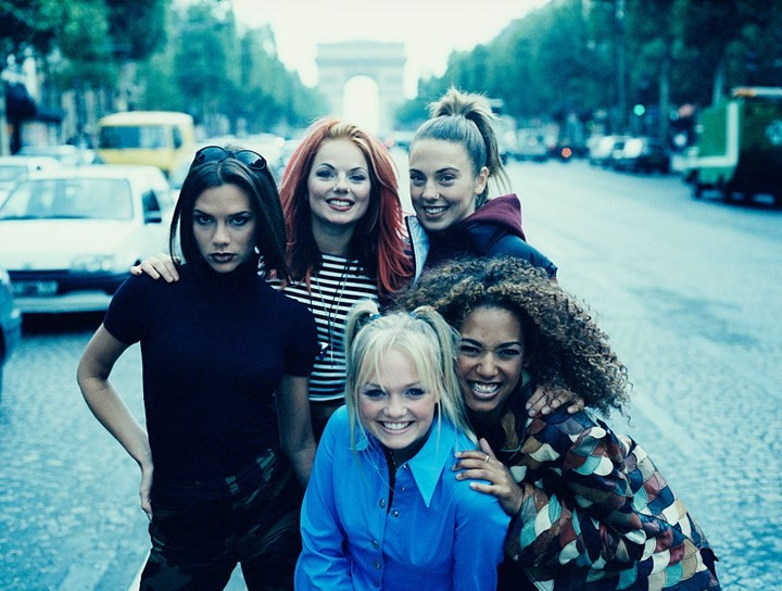 Spice Girls (Foto: Getty)