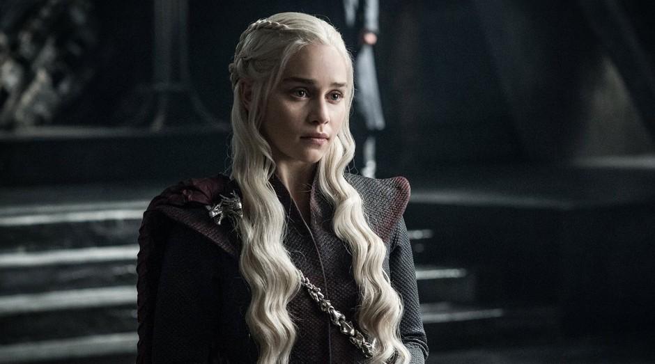 """Daenerys Targaryen, de """"Game of Thrones"""": série foi poupada por novo ataque hacker à HBO (Foto: Divulgação)"""