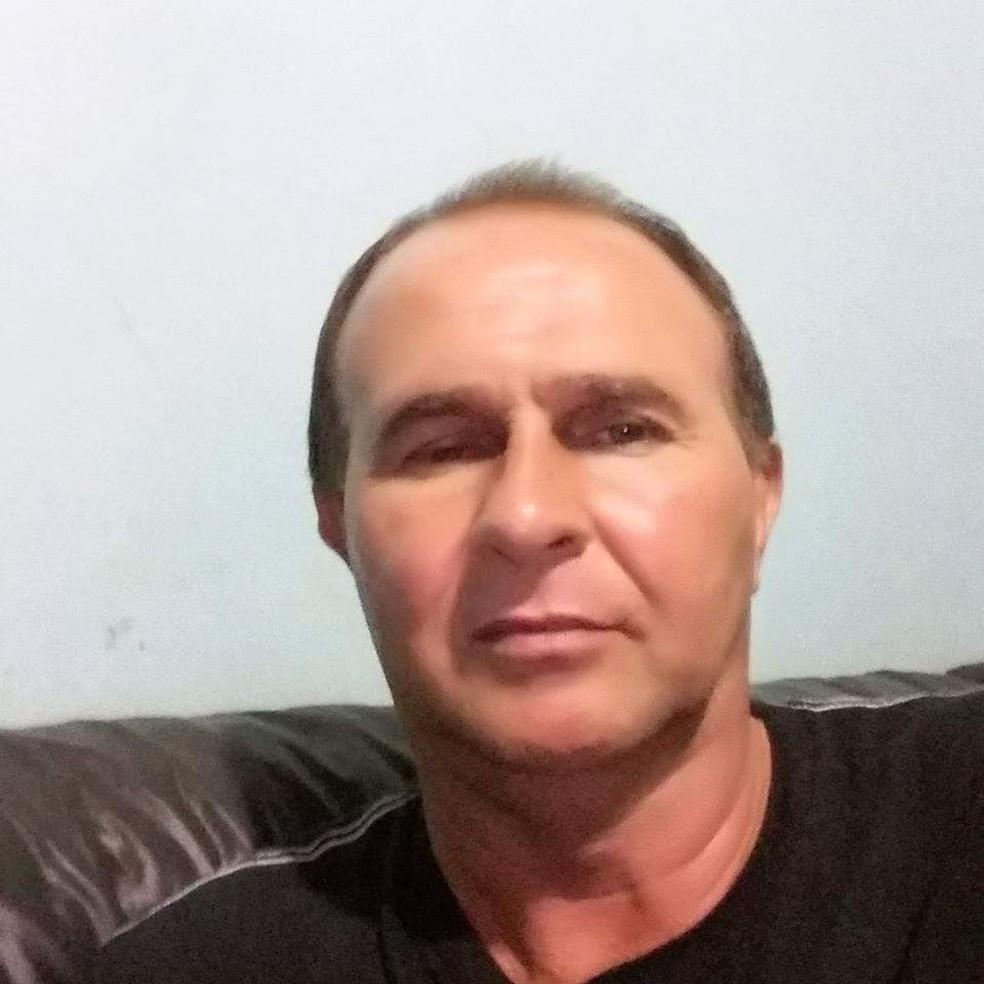 Uma das vítimas é o vereador Ney de Paula Teixeira — Foto: Arquivo pessoal