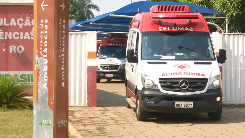 Passar trote aos serviços de emergências é crime, que podem gerar multas e até detenção — Foto: Rede Amazônica/Reprodução