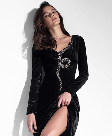 A atriz Bruna Marquezine (Foto: Reprodução/Instagram)