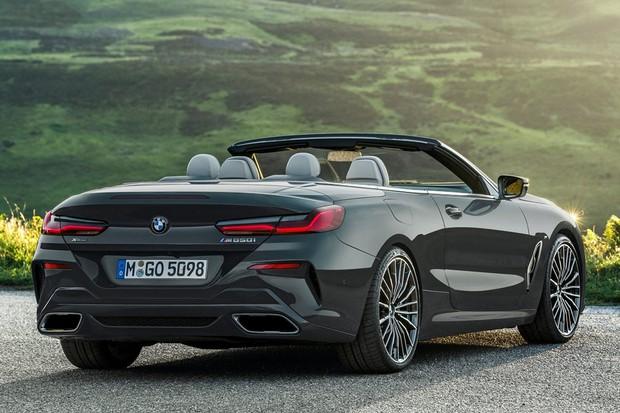 BMW Série conversível M850i (Foto: divulgação)