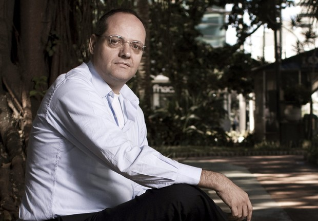 Samuel Pessôa (Foto: Camila Fontana / Editora Globo)