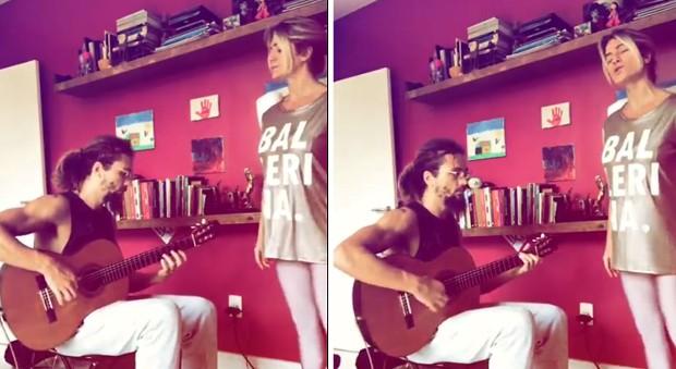 Letícia Spiller (Foto: Reprodução/Instagram)