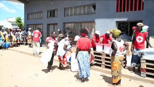 Autoridades de Moçambique vão investigar roubos de doações  às vítimas do ciclone