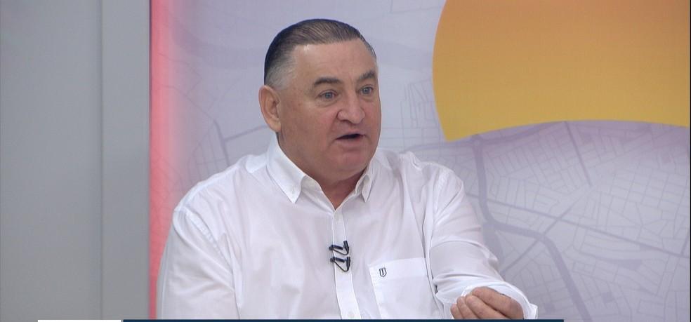 Deputado estadual Ondanir Bortolini (PSD), Nininho — Foto: TV Centro América