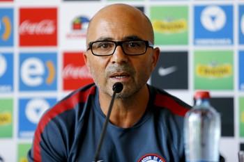 Jorge Sampaoli técnico Chile (Foto: Reuters)