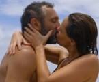Domingos Montagner e Vanessa Gerbelli   Reprodução
