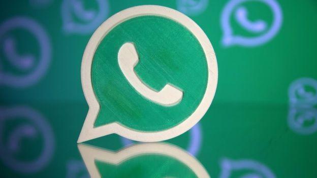 WhatsApp é a rede mais usada entre os analfabetos funcionais - 86% deles, segundo Inaf, acessam o aplicativo (Foto: Getty Images/via BBC News Brasil)