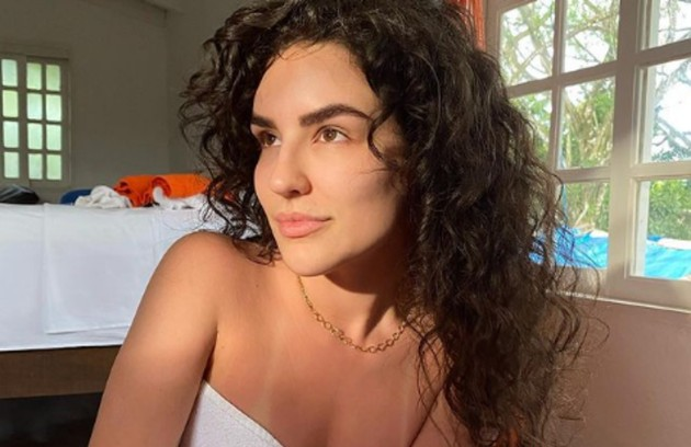 """A atriz e influenciadora Kéfera reúne mais de 13 milhões de seguidores no Instagram. Perguntado nas redes sobre a chance de ela ir para o """"BBB"""", Boninho disse: """"Sou fã"""" (Foto: Reprodução)"""