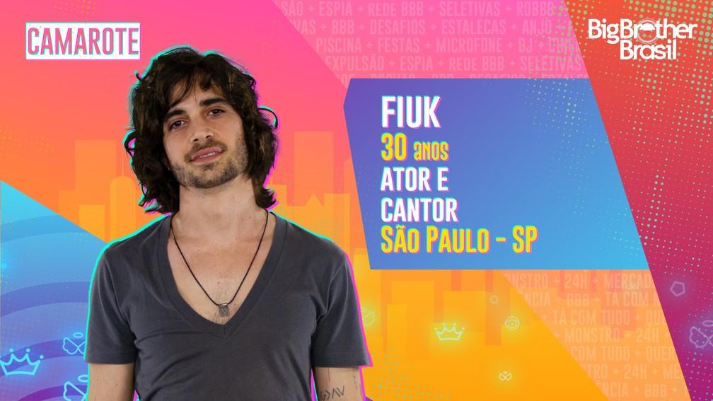 Fiuk, BBB21 - Foto: Globo