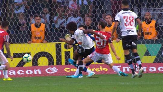Craque do Jogo, Talles Magno, de 17 anos, faz seu primeiro gol como profissional do Vasco