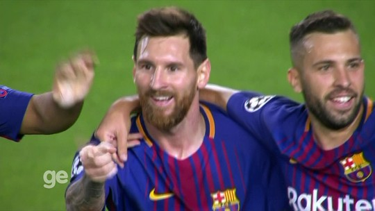 As marcas de Messi e a estreia do palco da final de 2019: o dia na Champions