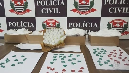 Operação da Polícia Civil desmantela quadrilha que vendia drogas para universitários