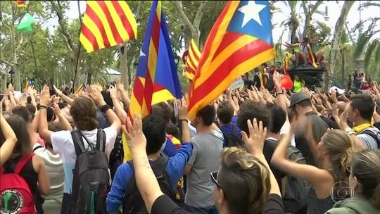Espanha considera ilegal plebiscito sobre independência da Catalunha