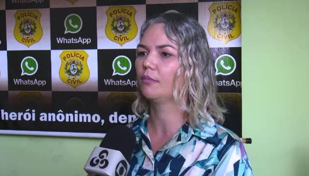 Delegada da Depca diz que jovens são mortos por membros das próprias facções que temem delações (Foto: Reprodução/Rede Amazônica Acre)