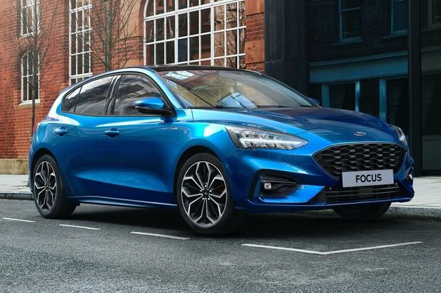 Ford Focus 2021 (Foto: Divulgação)
