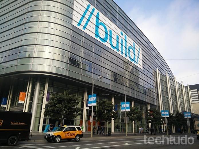 TechTudo cobriu lançamentos para Windows 10 em primeira mão na Build 2015 (Foto: Elson de Souza/TechTudo)