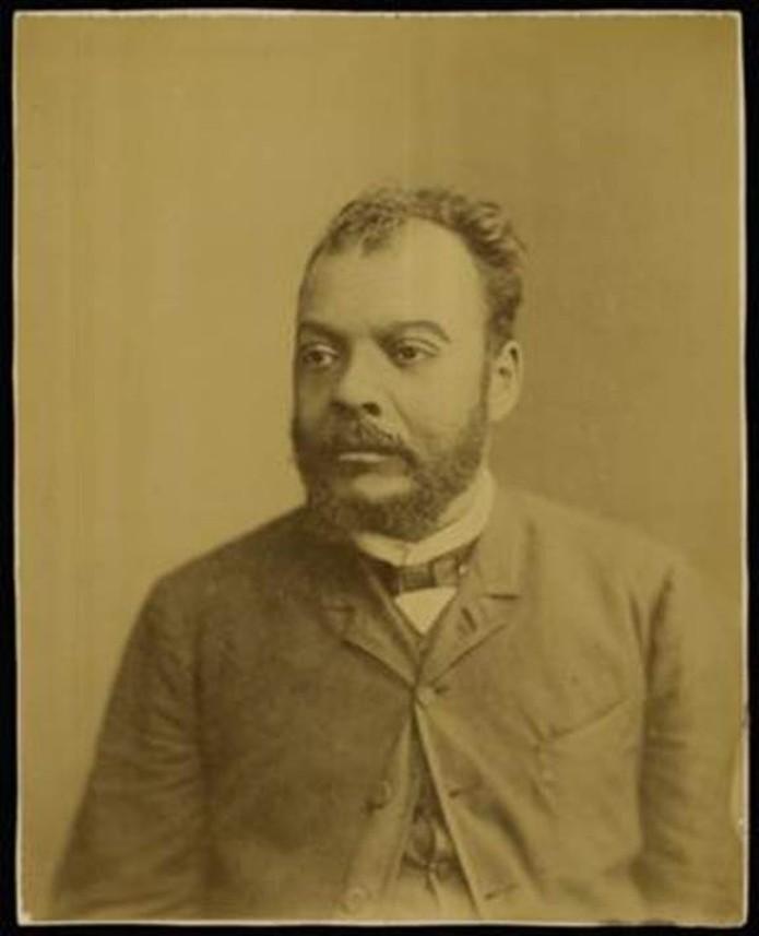 José do Patrocínio tinha interlocução direta com os abolicionistas cearenses — Foto: Acervo Biblioteca Nacional