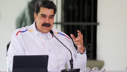 Foto: (AFP PHOTO / VENEZUELAN PRESIDENCY / Jhnon ZERPA)