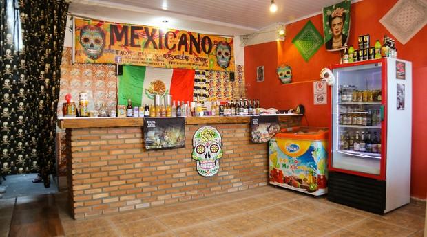Mexicano  (Foto: Divulgação )