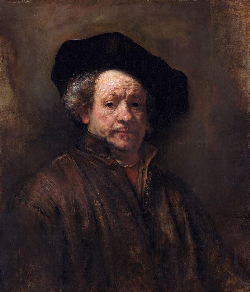 Rembrandt usava um ingrediente especial para criar suas pinturas