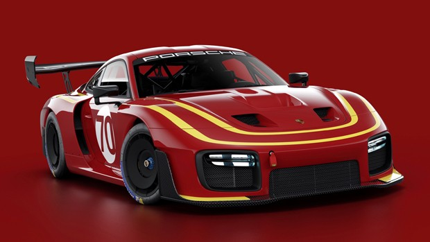 Porsche 935 edição Momo Racing (Foto: divulgação)