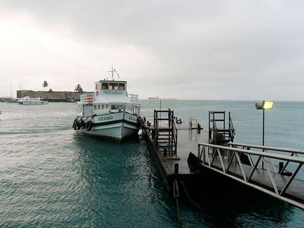 dd8424445c4d ... Conforme a Associação dos Transportadores Marítimos da Bahia  (Astramab), neste domingo o mar