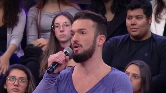 Diego Hypólito sobre denúncia de abusos sofridos na ginástica: 'Me sinto honrado de ter coragem de falar'
