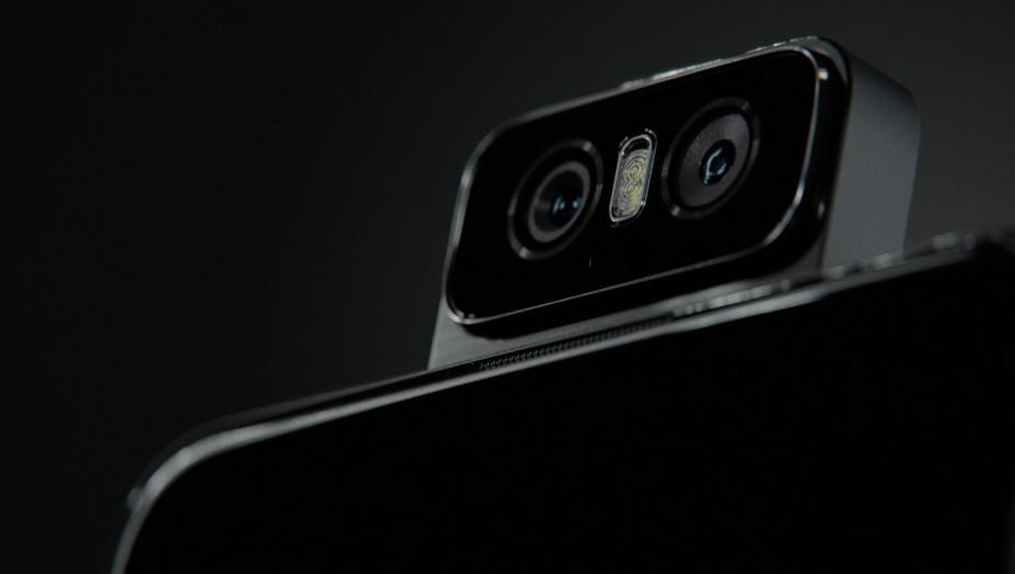 Zenfone 6 é revelado com câmera flip; Asus abandona notch