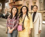 Adriana Esteves, Regina Casé e Taís Araujo em 'Amor de mãe' | TV Globo