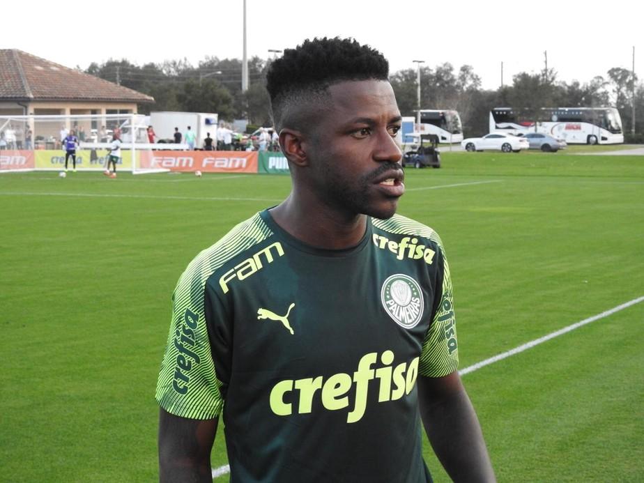 Nova fase com Luxemburgo, resposta para torcida e reação no Palmeiras: falamos com Ramires