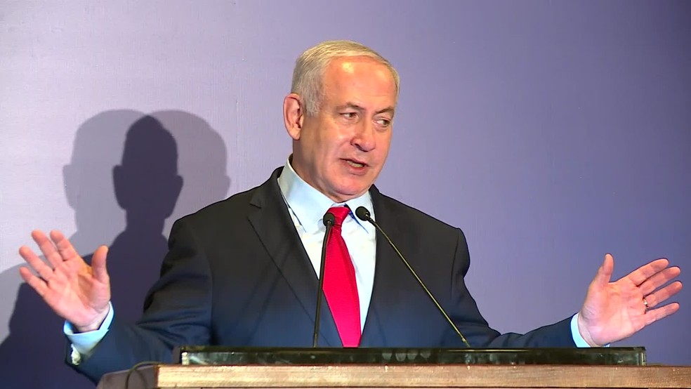 Mudança de embaixada do Brasil em Israel é questão de '''quando, não de se''', diz Netanyahu