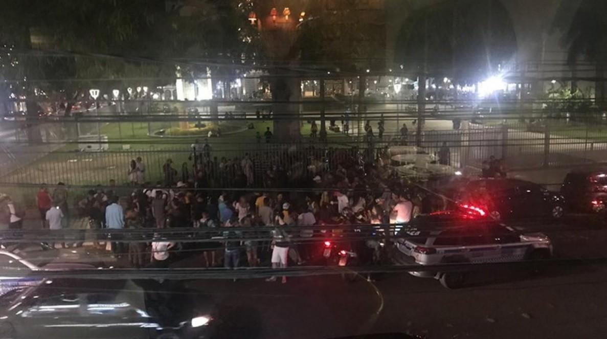 Homem é assassinado próximo à Praça do Santuário, em Belém