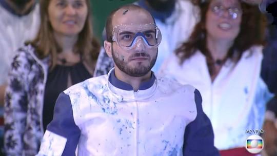 Mahmoud indica Ana Paula ao Paredão